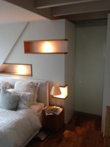 Schlafzimmer-wohnwand